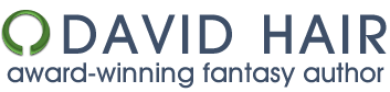 David Hair Award Winning Fantasy Author